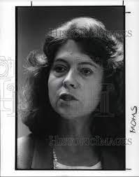 1989 Press Photo Sheila McGrath, Quality & Resource Management directo -  Historic Images
