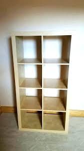 ikea kallax storage cubes shelf 8 cube storage unit in home decor ikea storage cubes expedit