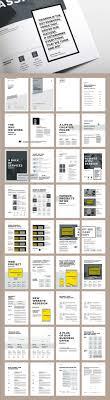 Portfolio Word Template Proposal And Portfolio TemplateMinimal And Professional Proposal 16