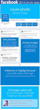 best picture size for facebook ultimate guide to facebook timeline picture dimensions sizes 2014