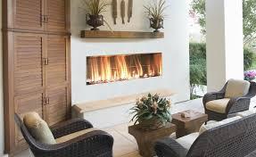 kalea bay linear fireplace firegear