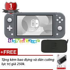 Máy Nintendo Switch Lite New 100% Hàng Chính Hãng Nintendo | TOP BÁN CHẠY  giảm chỉ còn 5,099,000 đ