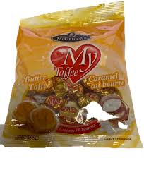 McGregor's Butter & Creamy Filled Toffee 24x100g – Pacific ...