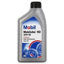 <b>Трансмиссионное масло</b> 80W-90 <b>Mobil Mobilube</b> HD, 1 л от 390 р ...