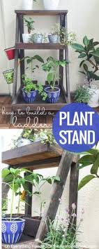 79 best diy plant stand indoor outdoor images on outdoor hanging plant stands