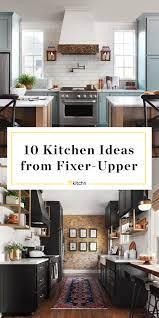Fixer Upper Best Kitchen Ideas Kitchn