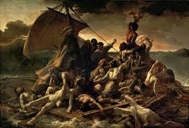<b>Théodore Géricault</b>, <b>The Raft</b> of the Medusa
