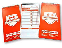 Weider 8900 Workout Routine - Portage Fitness Workout Notebook 4X ...