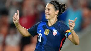Us soccer icon carli lloyd announced her retirement from the national team on monday. Uswnt Legend Carli Lloyd Defying Father Time In Quest For Soccer Olympics Gold At Age 39 Sporting News Canada
