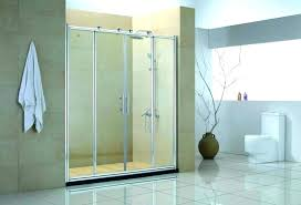 fine shower door tracks replacement images custom