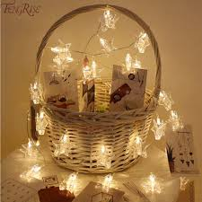 Outdoor Novelty Lights Fengrise Novelty Lights String Led String Light Navidad