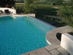 Simple Infinity Pools Edge Pool Design In Decorating