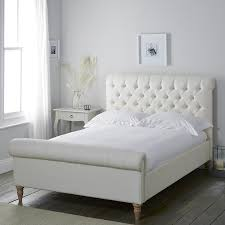 beds  metal wooden  upholstered  the white company uk