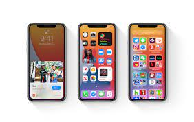 Download the new iOS 14 wallpapers for ...