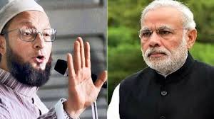 PM मोदी पर भड़के ओवैसी, बोले- आपको कुत्ते के बच्चे की मौत पर दुख होता है, इंसानों की मौत पर नहीं?