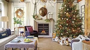 christmas living room decorating ideas. Wonderful Christmas Dana Wolter Living Room Decoated For Christmas Throughout Decorating Ideas H