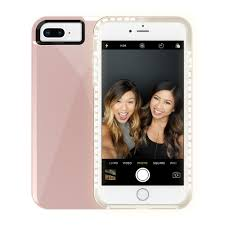 Iphone 7 Plus Light Up Selfie Case 49 Pcs Incipio Iph 1623 Rse Iphone 7 Plus Light Up Selfie Case Rose Gold Like New Open Box Like New Retail Ready