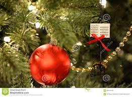 Lighted Christmas Ornaments Ball Christmas Ornaments Stock Photo Image Of Tree Lights
