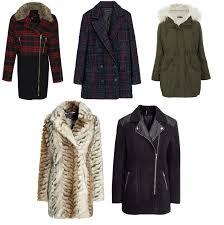 top zara next boohoo h m coats and jackets