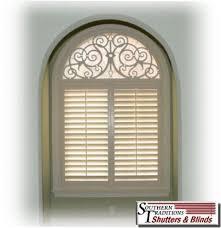 Quarter Round Window Treatments  Round DesignsSemi Circle Window Blinds