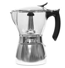 Check out our coffee greca selection for the very best in unique or custom, handmade pieces from our mugs shops. Clear Top Stovetop Espresso Maker Pot 6 Cup Coffee Maker With Durable Food Grade Aluminum Bottom Greca Cafetera Transparente Buy Online In Belize At Belize Desertcart Com Productid 113627906