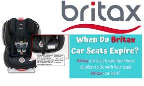 britax car seat expiration dates what
