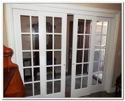 charming elegant wooden sliding french doors for your gorgeous home interior design interior french sliding doors