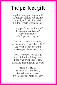 Small Picture Mothersdaypoem ILoveYouMOM Inside Mothers Day Poems For Kids