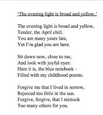 Anna Akhmatova |  Poems | Pinterest