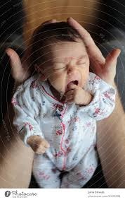 good morning doll pyjamas hands newborn