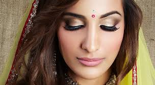 indian asian bridal hair makeup artist in london and kent rouge