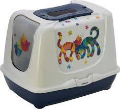 """<b>Туалет</b> для кошек <b>Moderna</b> """"<b>Trendy Cat</b>. Друзья навсегда ..."""