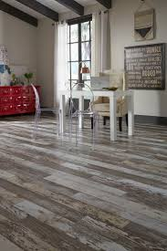 with a textured distressed appearance bull barn oak is a