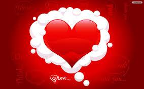 beautiful love heart wallpaper