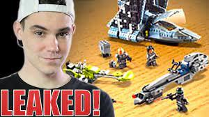 LEGO Star Wars Summer 2021 BAD BATCH ...