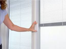 Patio Door With Blinds Between Glass And Top Blinds Shades 15
