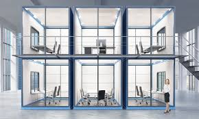 container office building. Think Containers Container Office Building