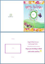 Free Greeting Card Templates Word Microsoft Word Greeting Card Template Rome Fontanacountryinn Com