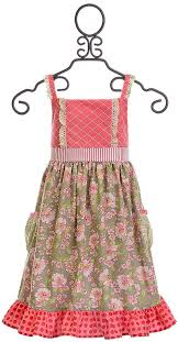 Persnickety Pocket Full Of Posies Tavia Dress 2 4