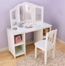Kids Bedroom Vanity Vanity Desk White Hostgarcia