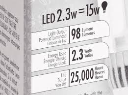 ing replacement light bulbs
