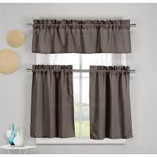Kitchen Window Curtains Walmart