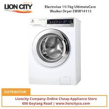 electrolux washer and dryer. Electrolux 11/7kg UltimateCare Washer Dryer EWW14113 And