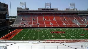 Boone Pickens Stadium Interactive Seating Chart Boone Pickens Stadium Section 332 Rateyourseats Com