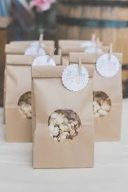 Creative Styling by @lexingtonto Photography: Kayla Rocca Photography -  www.kaylarocca.com  Popcorn Wedding FavorsPopcorn ...