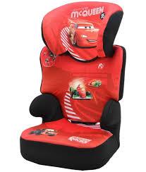 tt disney cars groups 2 3 befix sp red booster car seat from argos