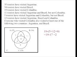 Venn Diagram Printable Worksheets Venn Diagram Problems Worksheet Espace Verandas Com