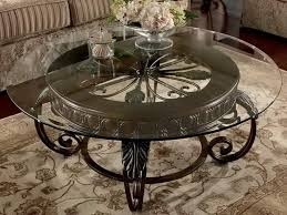 brilliant round glass coffee table metal base with round glass coffee table metal base best furniture