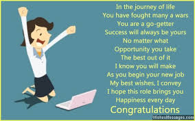 congrats on the new job quotes congratulations for new job new job poems page 3 wishesmessages com