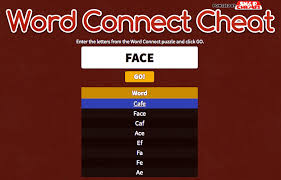 cheats and answers for word connect